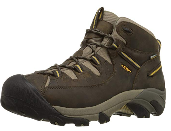 men's waterproof hiking boot - fall workout clothes