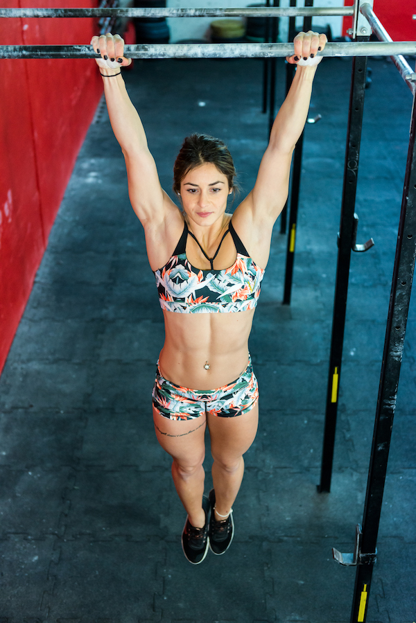 bodyweight hang