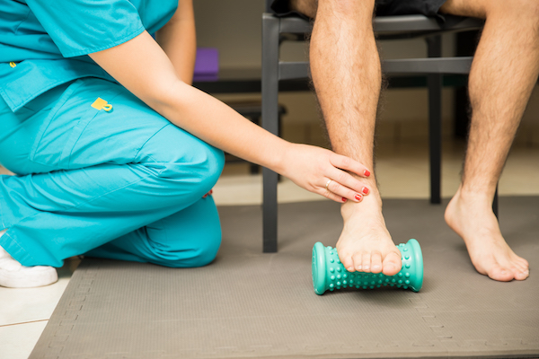 Plantar Fasciitis get examined