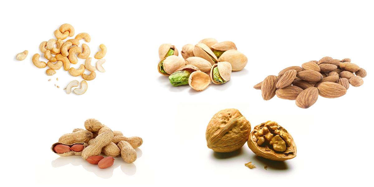 mind diet- nuts