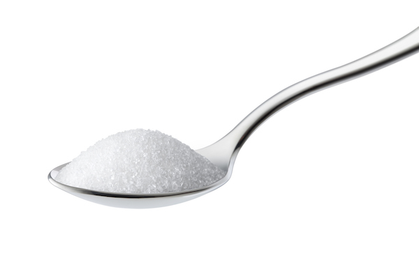 sugar intake- spoon of sugar