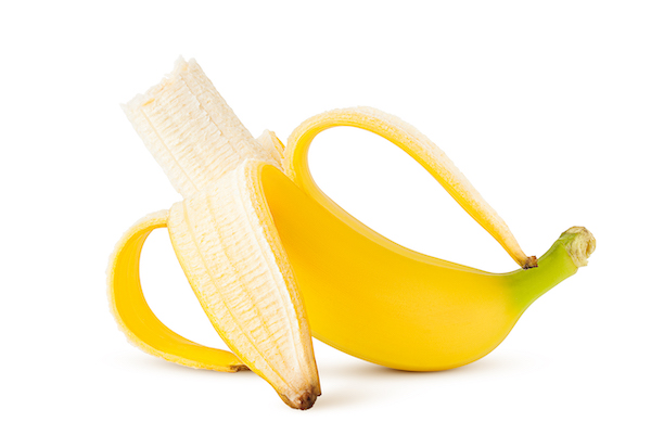 how much sugar in bananas- banana