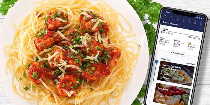 Openfit App Nutrition - Pasta