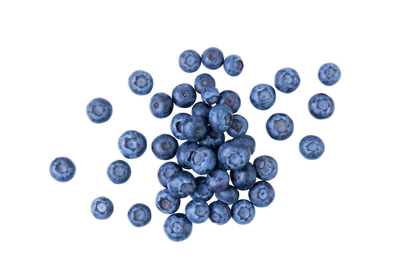 foods to boost mood- blueberries  - weight loss fruits blueberries