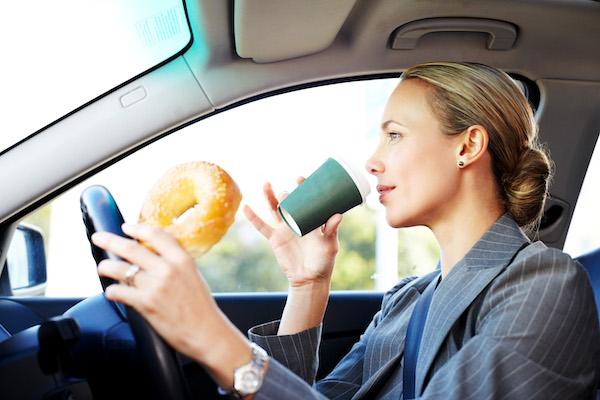 healthier commute- bring breakfast
