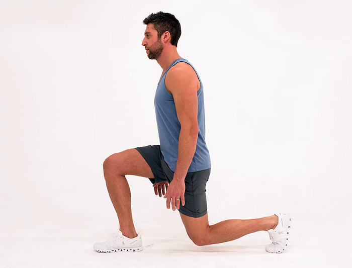 move modifications - lunge