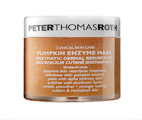 jar of pumpkin enzyme mask from Peter Thomas Roth