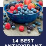 antioxidant foods pin