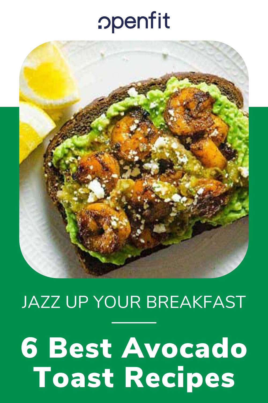 avocado toast ideas pin