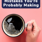 coffee mistakes pin
