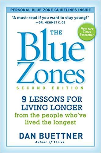 blue zones book- blue zone diet