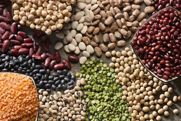 foods that lower blood sugar- beans