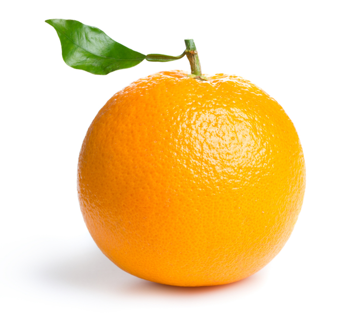healthy food swaps- oranges  - low glycemic fruit orange