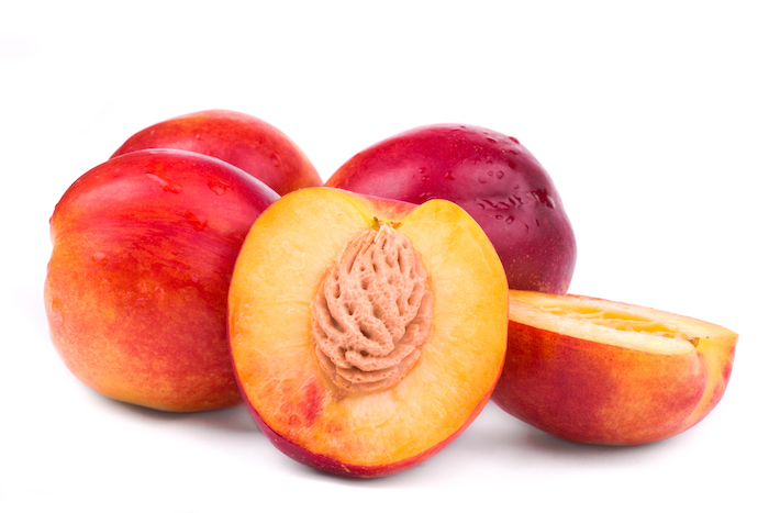 nectarine- low glycemic fruit