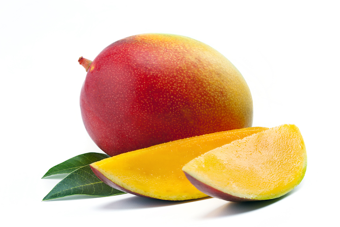 mango- low glycemic fruit