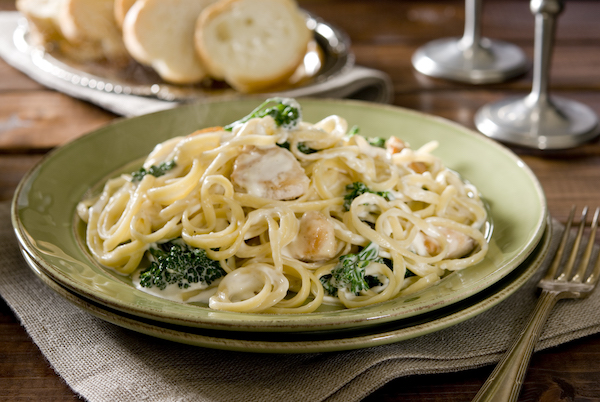 broccoli in pasta- volumetrics diet