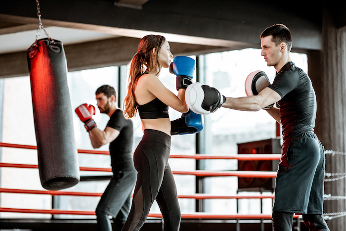 kickboxing- kickboxing benefits