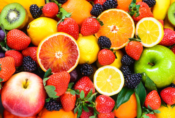 ripe fruit- glycemic index