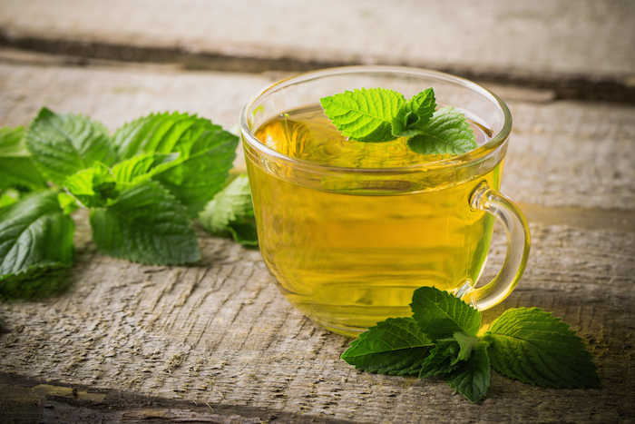 mint tea healthy teas