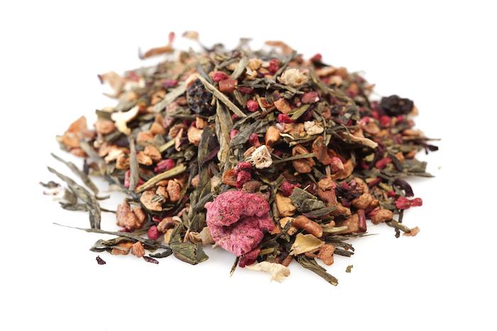 fruit tea- healthy teas