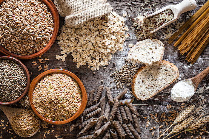 foods that lower blood sugar- whole grains