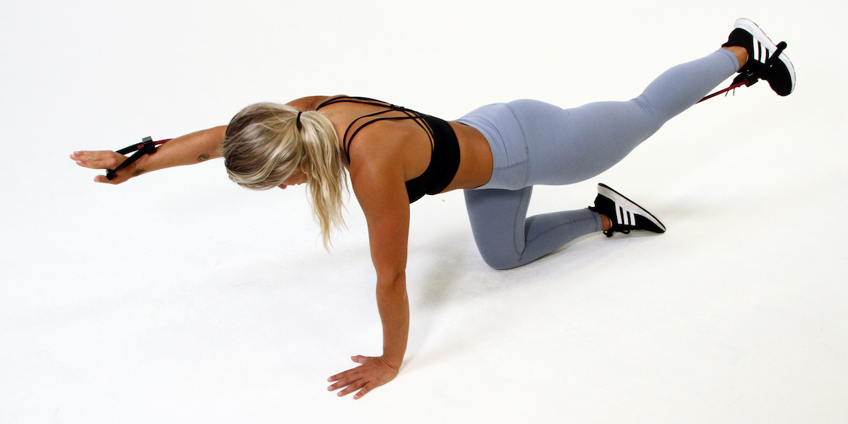 8 Resistance Band Exercises You Can Do Anywhere Openfit