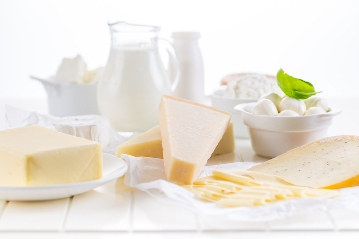 what is protein- dairy products