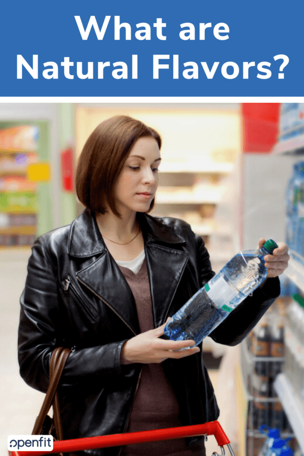 natural flavors - pin image