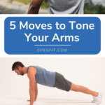 moves to tone arms