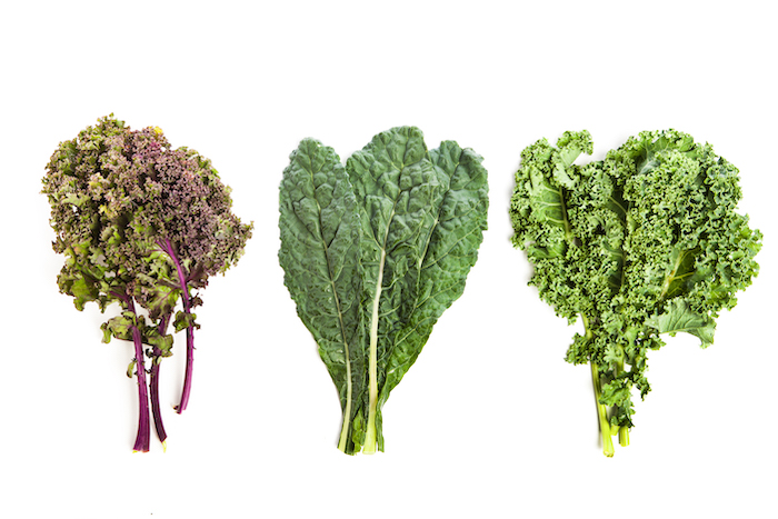 types of kale- kale benefits