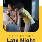 late night cravings
