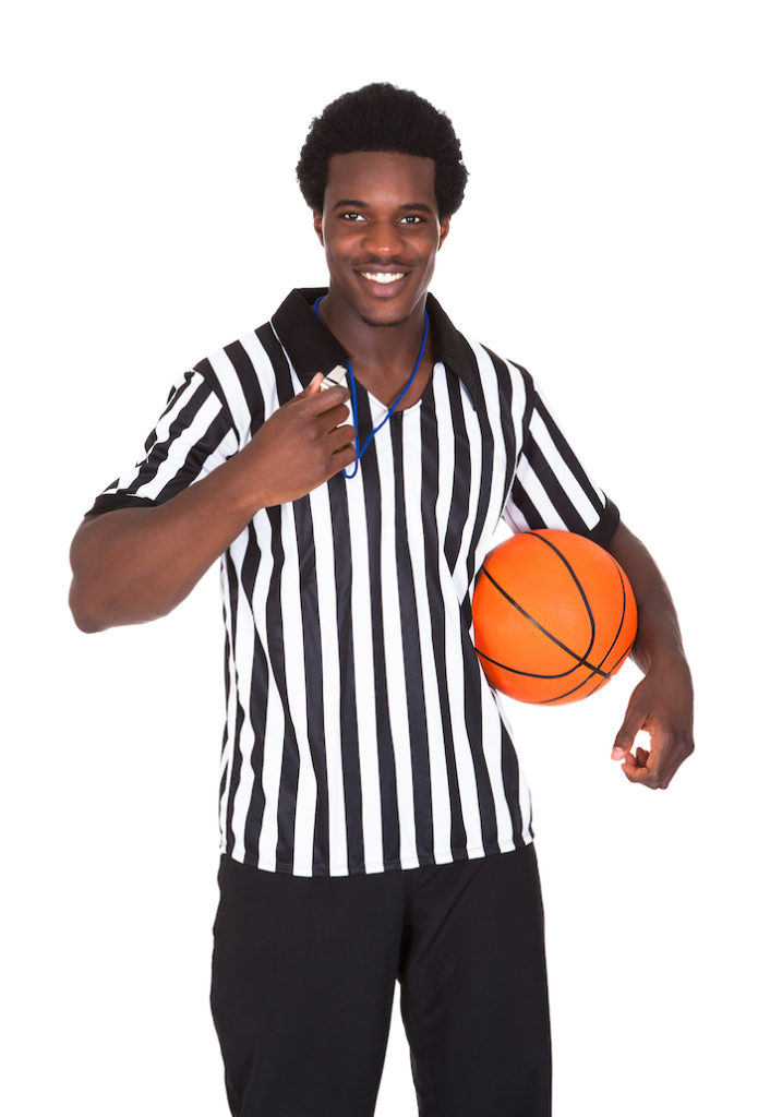 referee costume- fitness costumes