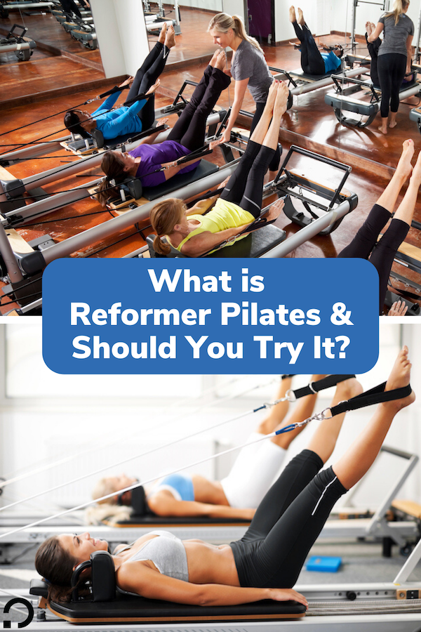 reformer pilates pin