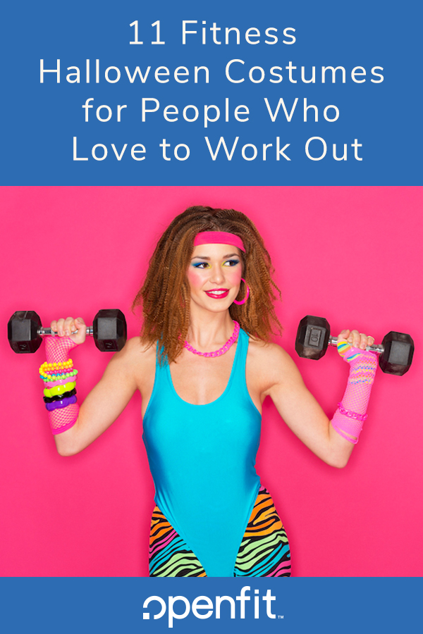 Fitness Halloween Costume Ideas