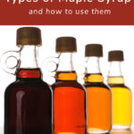 Maple Syrup Guide
