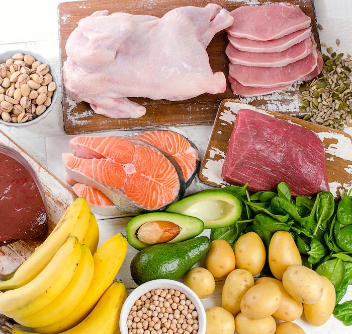 foods containing niacin