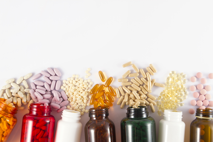 micronutrients - supplements