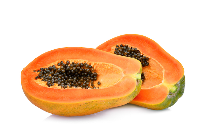 papaya- digestive enzymes