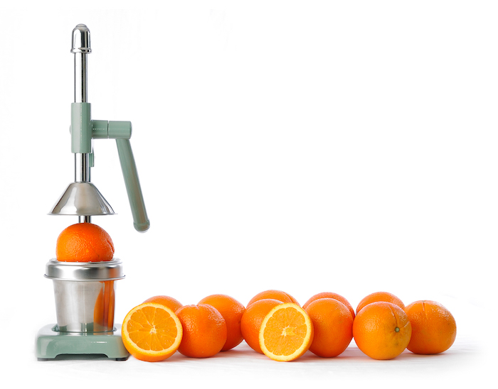 is juicing healthy- orange juice