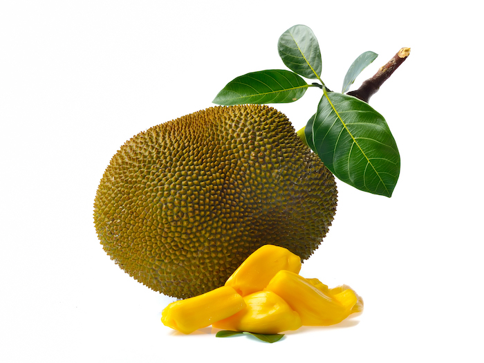 high protein fruits- jackfruit