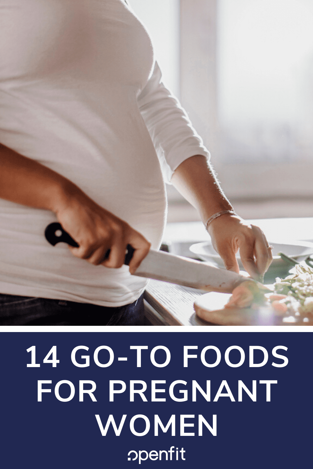 food for pregnant women - pin image