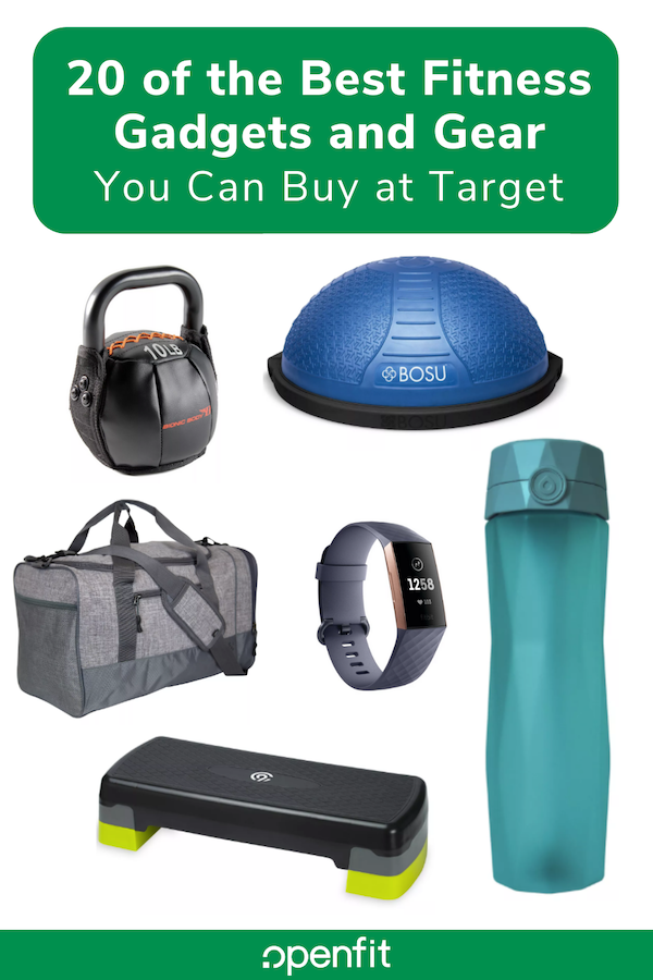 target fitness products