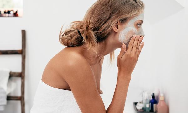 fall skincare tips- face masks