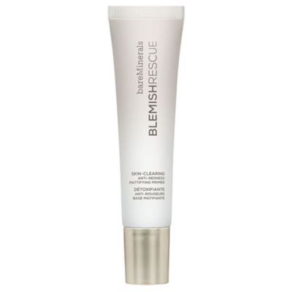 new beauty products- bare minerals blemish rescue