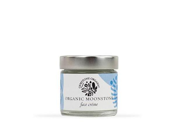 new beauty products- moonstone face creme