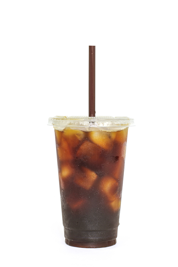 sugar free starbucks drinks - iced coffee