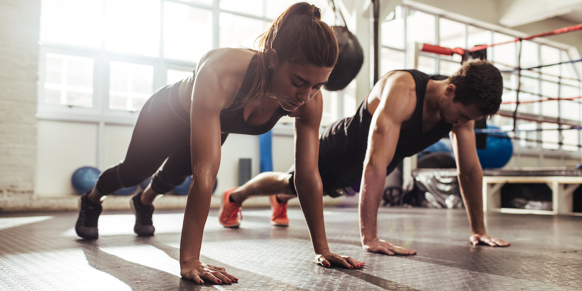How Many Pushups Should You Do Per Day Openfit