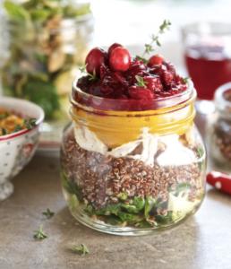 thanksgiving in a jar