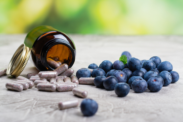 bilberry benefits- supplements