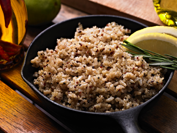 what is protein- quinoa